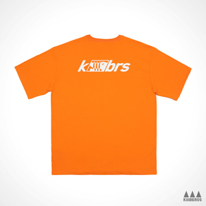 (K18SSTS10OR) ITALIC LOGO T-SHIRTS  재입고 예정