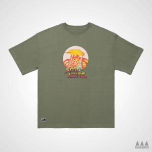 OLIVE _ WAN TATOO COLAB T-SHIRT