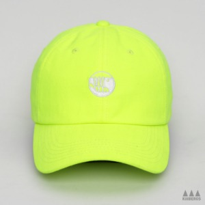 GREEN CIRCLE LOGO BALL CAP