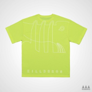 GREEN AUTHENTIC T-SHIRTS