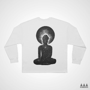 東邦白衣 by PBD WHITE CREWNECK